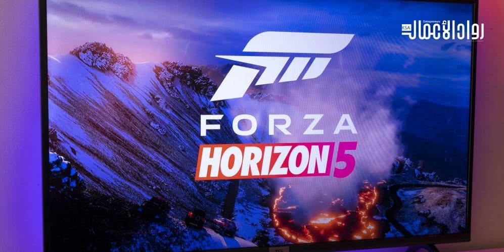 Forza Horizon 5.. اللعبة الأكثر تشويقًا في العالم