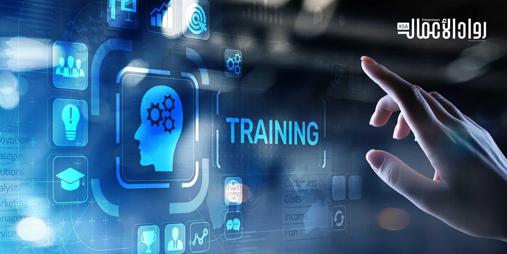 تدريبك في شركة ناشئة