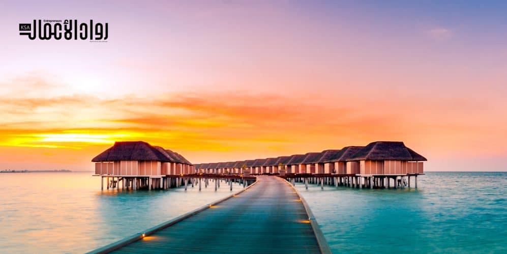 السياحة في المالديف.. جنة المحيط