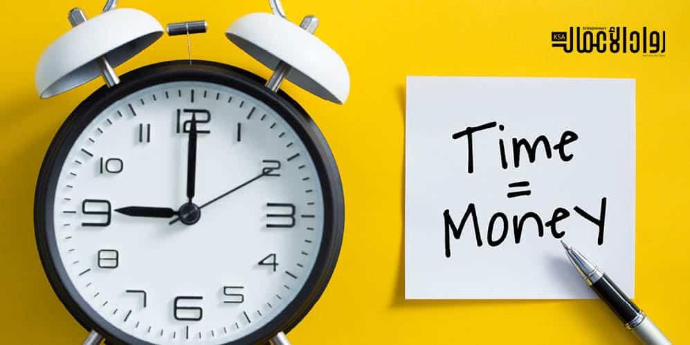 إدارة وقت المدير التنفيذي