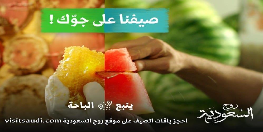 صيف السعودية 2021.. اكتشاف طبيعة المملكة الساحرة