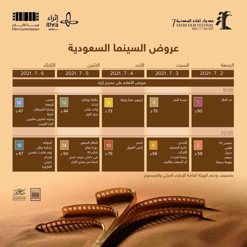 مهرجان أفلام السعودية