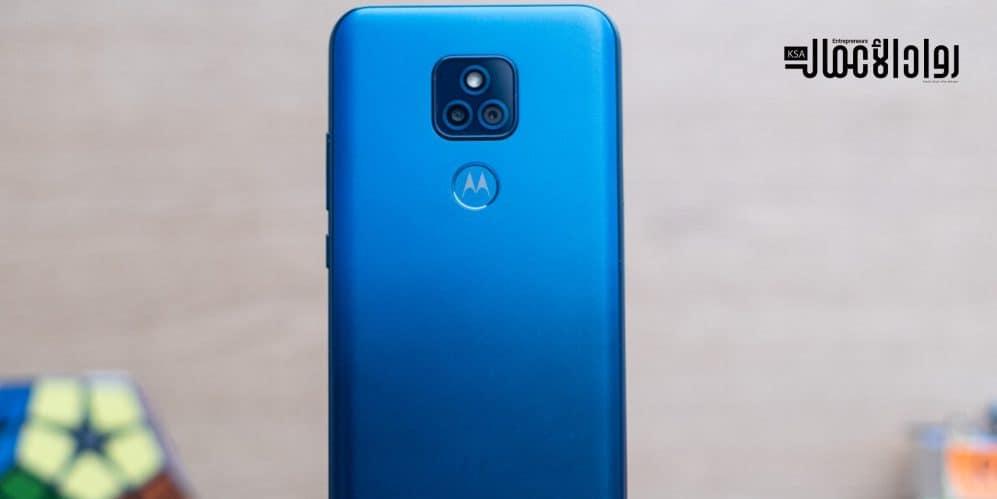 هاتف Motorola moto g play 2021