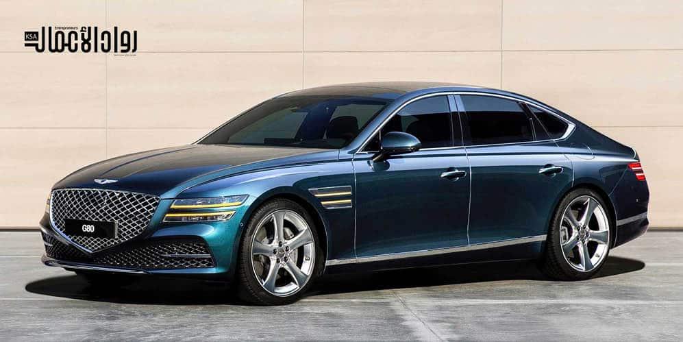 سيارة 2021 Genesis G80