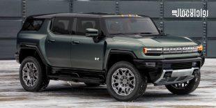 سيارة 2024 GMC Hummer EV SUV