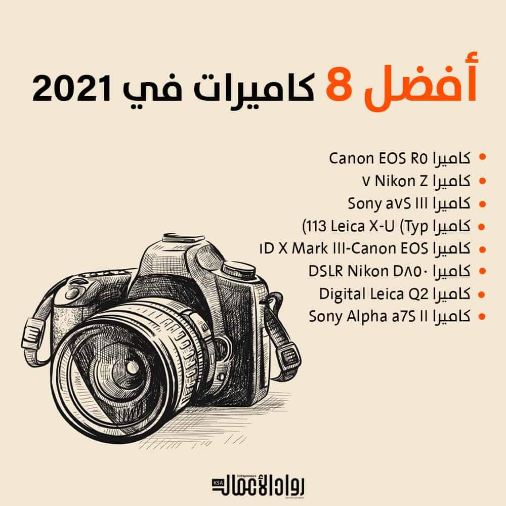كاميرات رقمية
