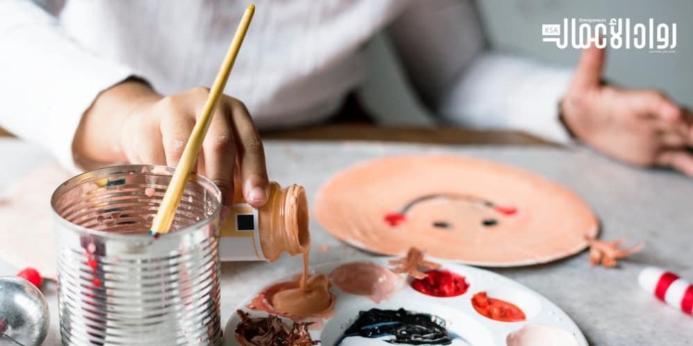مشروع لتعليم الفنون