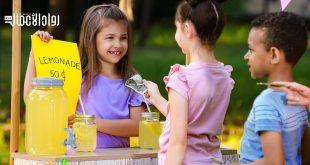 أفكار مشاريع مربحة للأطفال