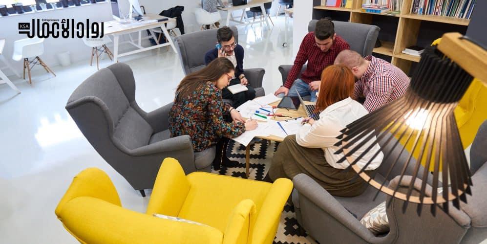 رواد الأعمال الصغار