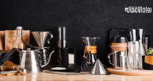 معدات المقهى