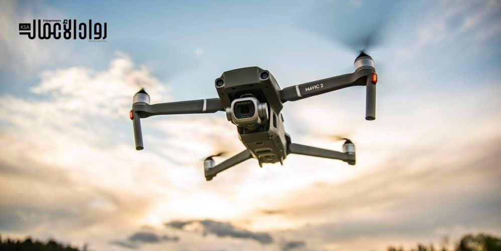 مواصفات Mavic 2 Pro.. عملاق التصوير الجوي