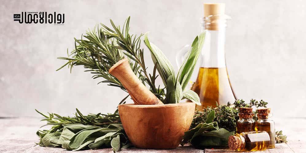 معمل تعبئة أعشاب طبية