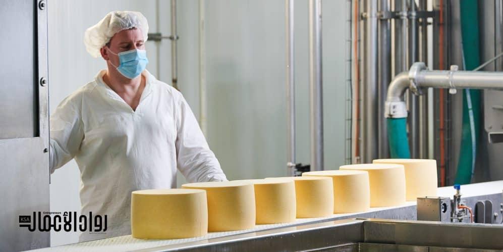 دراسة جدوى مصنع لمنتجات الألبان.. فرصة الربح الدائم