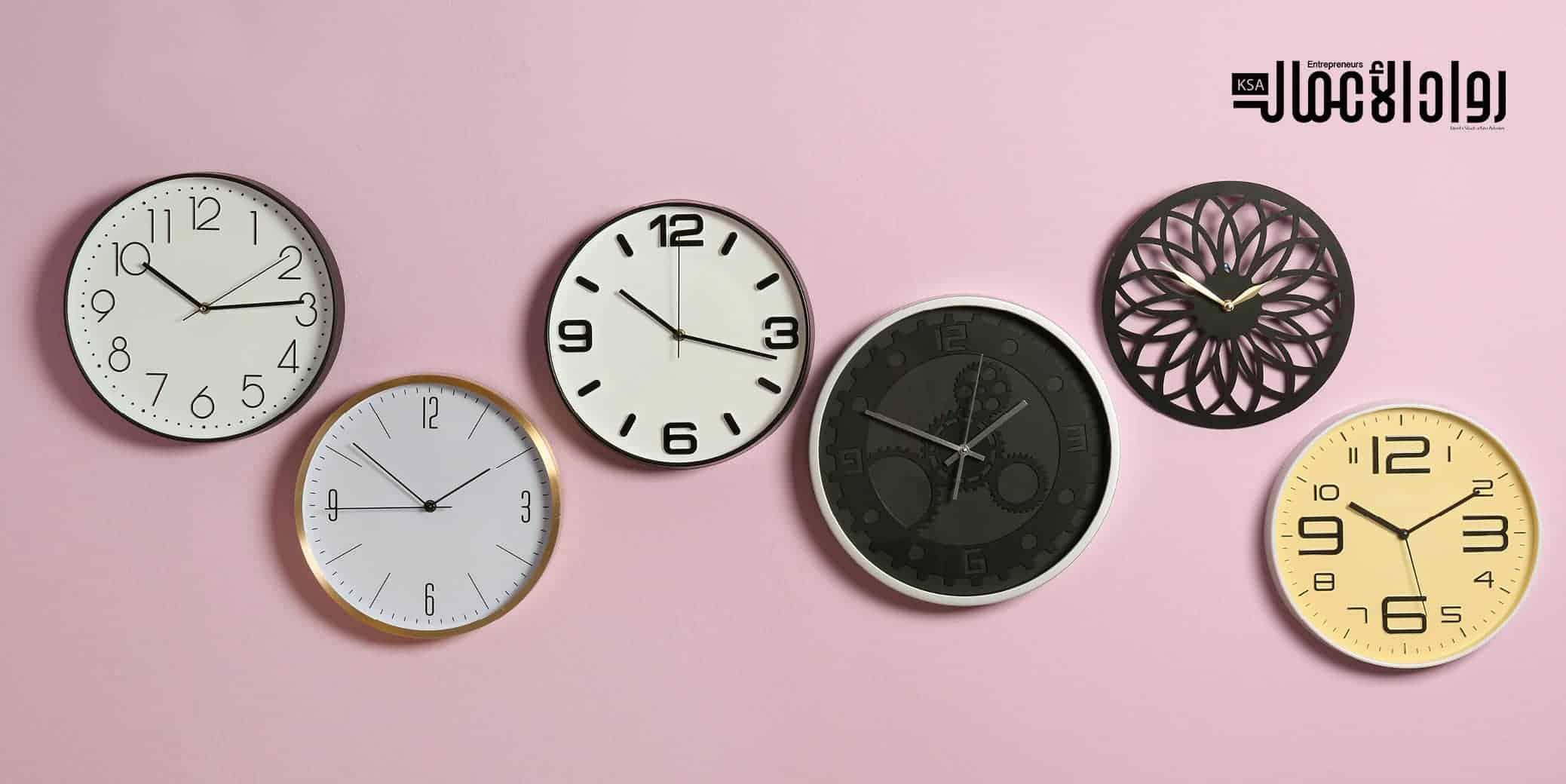 سوء إدارة الوقت