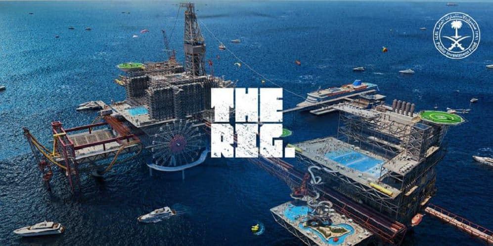 مشروع THE RIG وتعزيز جهود المملكة للحفاظ على البيئة